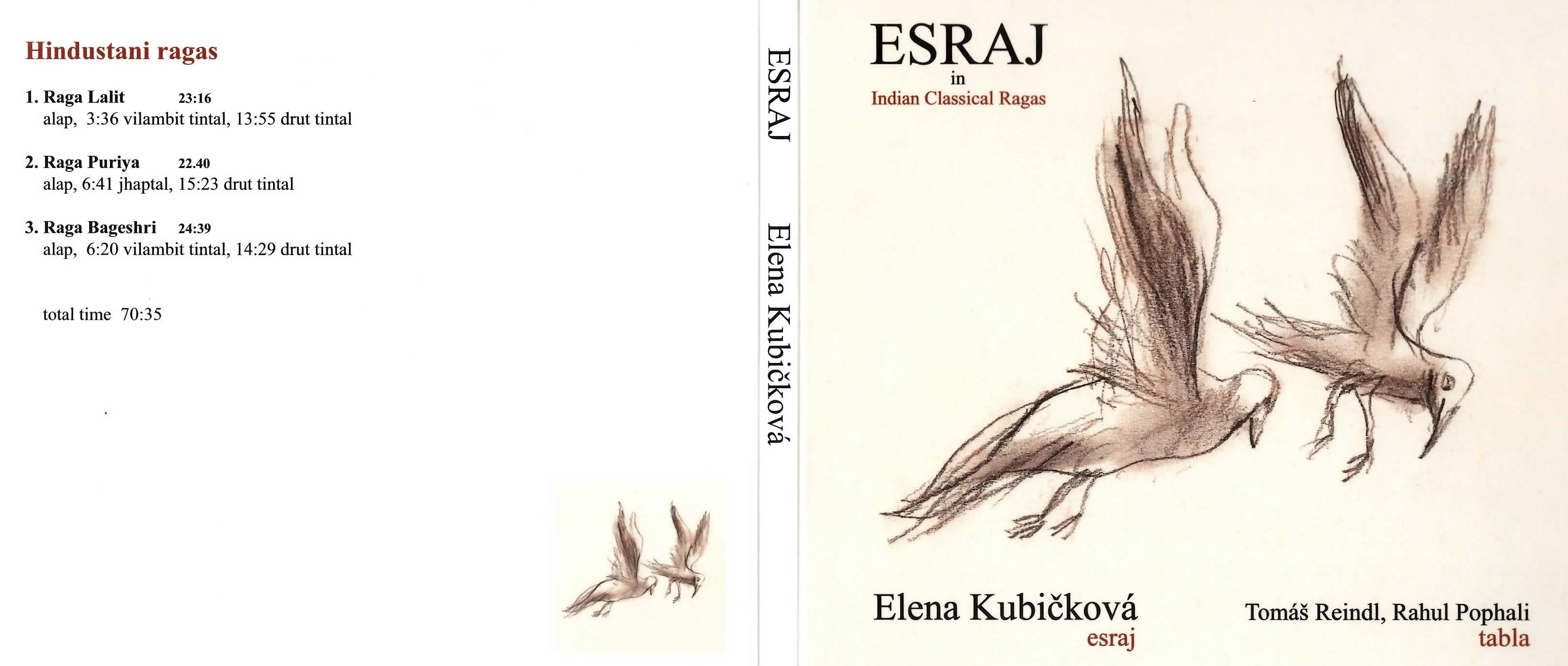 Elena Kubičková - ESRAJ
