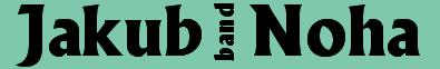 Jakub Noha Band logo